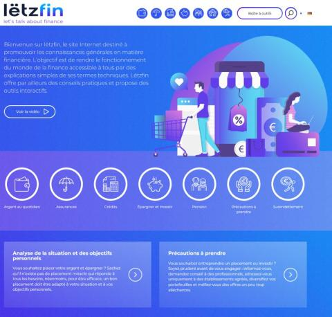 Lëtzfin – let's talk about finance