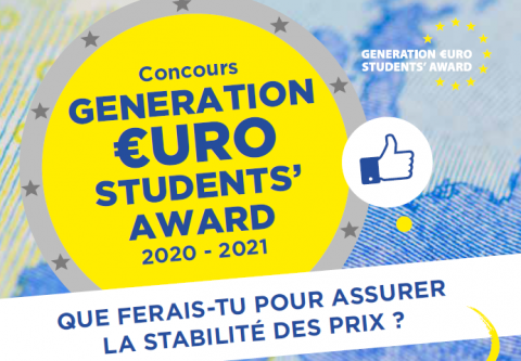 Concours Generation €uro Students' Award
