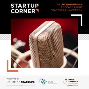 Startup Podcast Corner