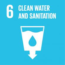 6. Clean water and sanitation